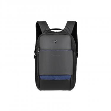 """Рюкзак для ноутбука 2E Urban Groove 16"""", Black (2E-BPT9176BK) - фото 2"""