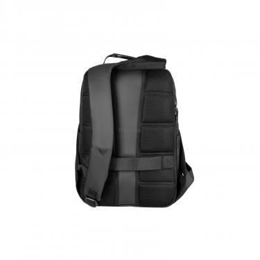 """Рюкзак для ноутбука 2E Urban Groove 16"""", Black (2E-BPT9176BK) - фото 3"""