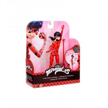 Кукла Miraculous Невероятная Леди Баг 19 см с аксессуарами Фото 2