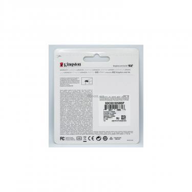Карта памяти Kingston 32GB microSDHC class 10 UHS-I A1 (R-100MB/s) Canvas (SDCS2/32GBSP) - фото 4