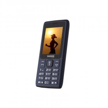 Мобільний телефон Sigma X-style 34 NRG Blue (4827798121726) - фото 2
