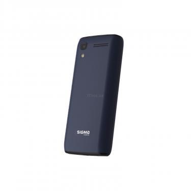 Мобільний телефон Sigma X-style 34 NRG Blue (4827798121726) - фото 4