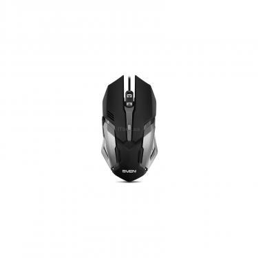 Мишка SVEN RX-G740 Black - фото 2