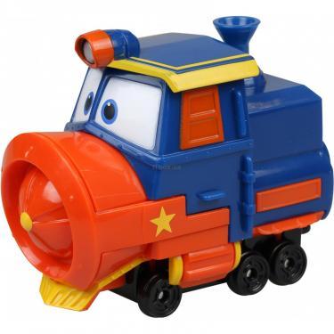 Игровой набор Silverlit Паровозик Robot Trains Виктор Фото