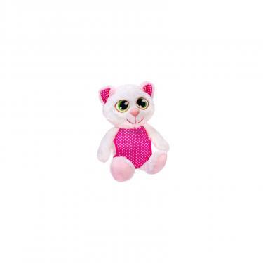 Мягкая игрушка Fancy Сонный котик 28 см Фото