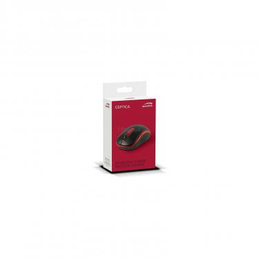 Мышка Speedlink Ceptica Wireless Black/Red Фото 2