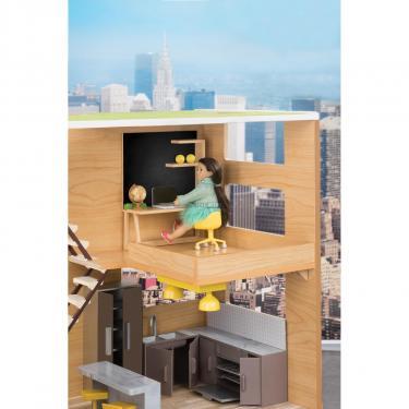 Игровой набор Lori Мебель для домашнего рабочего стола Фото 1