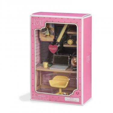 Игровой набор Lori Мебель для домашнего рабочего стола Фото 2