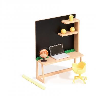 Игровой набор Lori Мебель для домашнего рабочего стола Фото