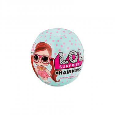 Кукла L.O.L. Surprise! S6 W1 Hairvibes Модные Прически Фото