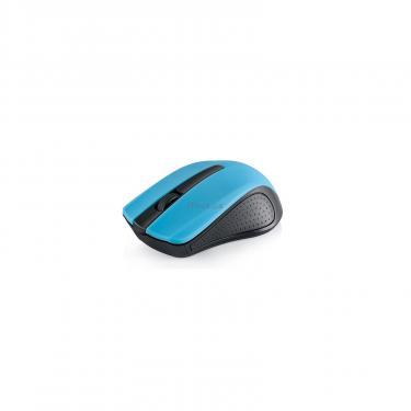 Мышка Modecom MC-WM9 Wireless Black-Blue Фото 1
