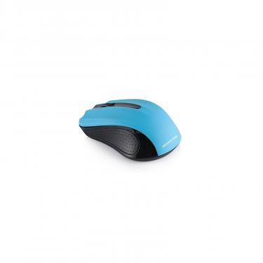 Мышка Modecom MC-WM9 Wireless Black-Blue Фото 2