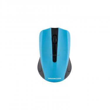 Мышка Modecom MC-WM9 Wireless Black-Blue Фото