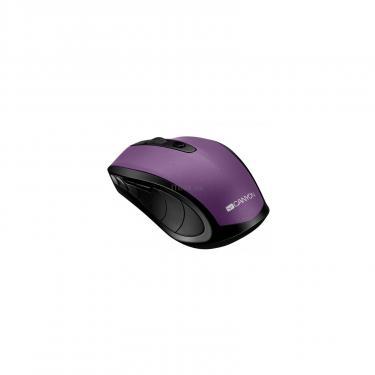 Мышка Canyon CNS-CMSW08V Wireless Black/Purple Фото
