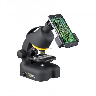 Микроскоп National Geographic 40x-640x з адаптером для смартфона Фото