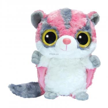 Мягкая игрушка Aurora Yoo Нoo Сумчатая летяга сияющие глаза 23 см Фото