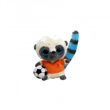 Мягкая игрушка Aurora Yoohoo Футболист оранжевая футболка 20 см Фото