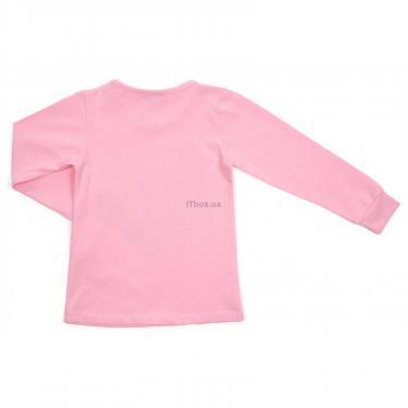 Пижама Matilda с сердечками (12101-2-116G-pink) - фото 5