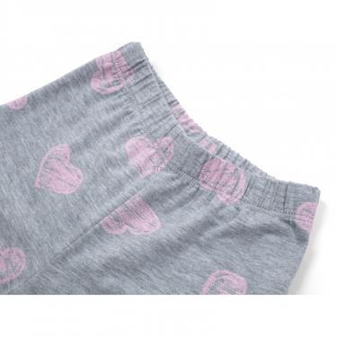 Пижама Matilda с сердечками (12101-2-116G-pink) - фото 8