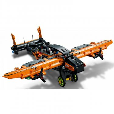 Конструктор LEGO Technic Спасательный аппарат на воздушной подушке Фото 3