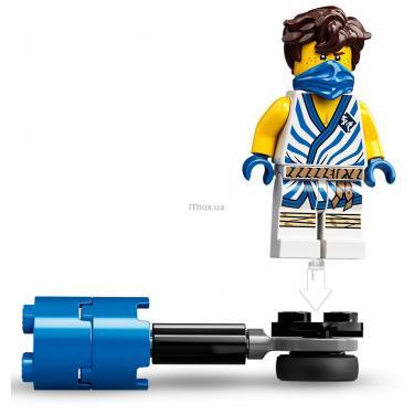 Конструктор LEGO Ninjago Грандиозная битва Джей против воина-серпен Фото 3