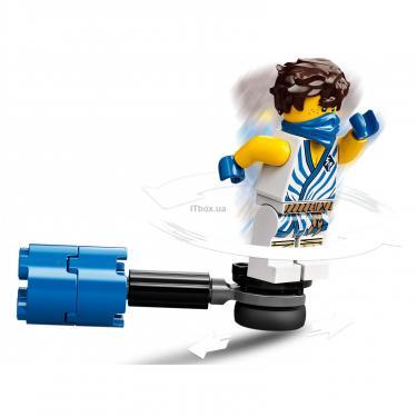 Конструктор LEGO Ninjago Грандиозная битва Джей против воина-серпен Фото 4