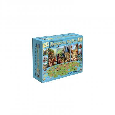 Настольная игра Hobby World Каркассон Big Box Фото