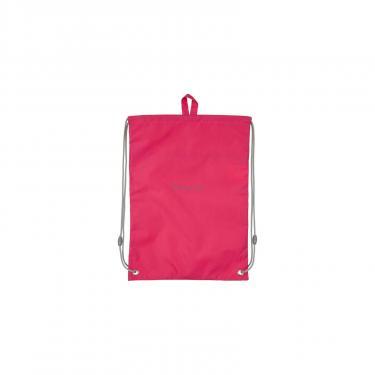 Сумка для обуви Kite Education Smart с карманом розовая Фото 1