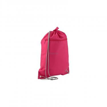 Сумка для обуви Kite Education Smart с карманом розовая Фото 2
