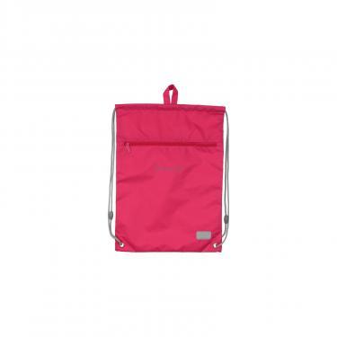 Сумка для обуви Kite Education Smart с карманом розовая Фото