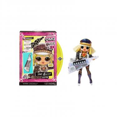Кукла L.O.L. Surprise! O.M.G. Remix Rock - Королева сцены Фото 1