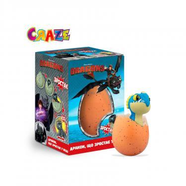 Игровой набор Craze растущий в яйце Mega Eggs Dreamworks Dragons в асс Фото 1