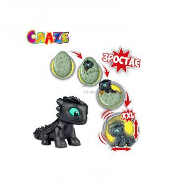 Игровой набор Craze растущий в яйце Mega Eggs Dreamworks Dragons в асс Фото 3