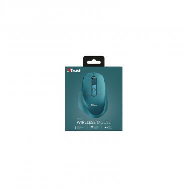 Мышка Trust Ozaa Rechargeable Wireless Blue Фото 9