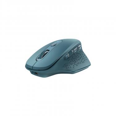 Мышка Trust Ozaa Rechargeable Wireless Blue Фото 2