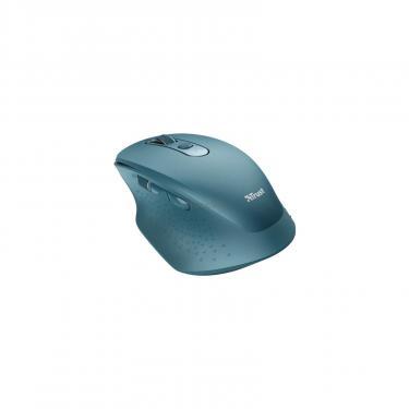 Мышка Trust Ozaa Rechargeable Wireless Blue Фото 5