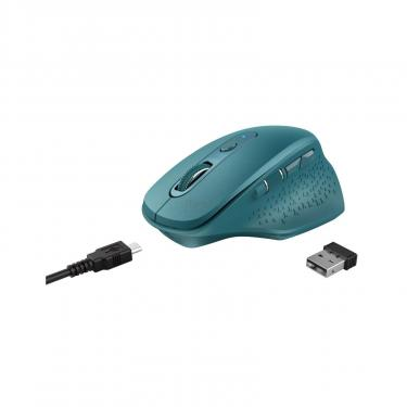 Мышка Trust Ozaa Rechargeable Wireless Blue Фото 7