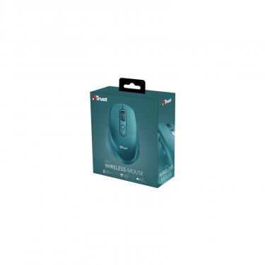 Мышка Trust Ozaa Rechargeable Wireless Blue Фото 8