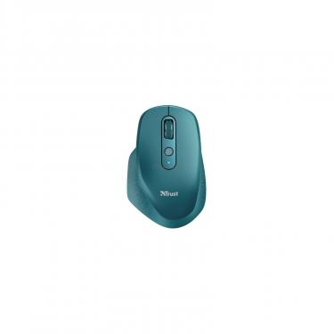 Мышка Trust Ozaa Rechargeable Wireless Blue Фото
