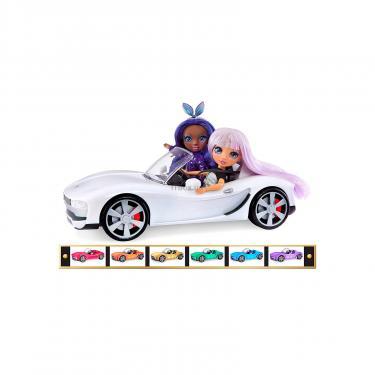 Аксессуар к кукле Rainbow High Автомобіль Різнобарвне сяйво Фото 1