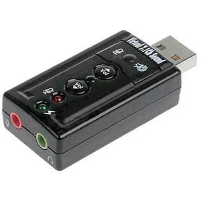 Звуковая плата Dynamode USB-SOUNDCARD7
