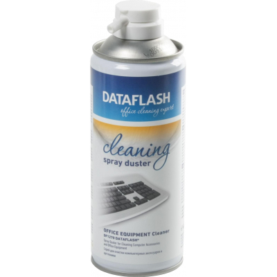 Чистящий cжатый воздух DataFlash spray duster 400ml (DF1270)