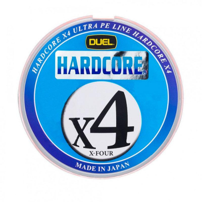 Шнур DUEL Hardcore X4 (H3241-G)
