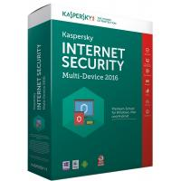 Программная продукция Kaspersky Internet Security 2016 Multi-Device 1+1 ПК 1 год Renewal Car (KL1941OOAFR16)