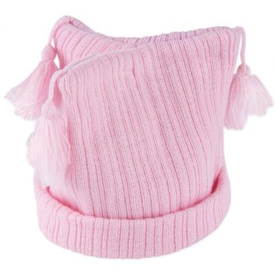 Шапочка Luvena Fortuna теплая для девочек (CH2249 F.0-12)