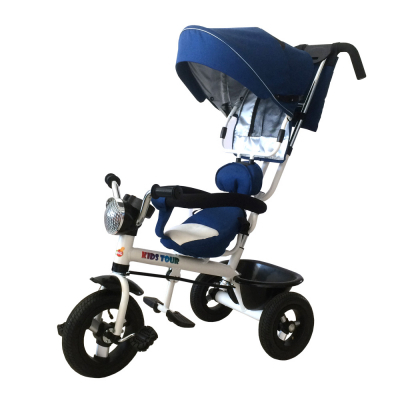 Детский велосипед BabyHit Kids Tour Blue (15571)