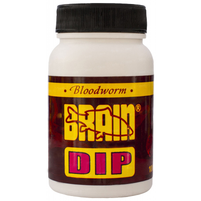 Дип Brain fishing Bloodworm (Мотыль) 100ml (1858.01.90)