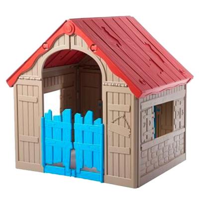 Игровой домик Keter Foldable Playhouse (17202656585)