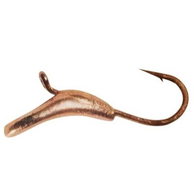 Мормышка Shark Гольф 0,4г диам. 3,0 мм крючок D16 ц:медь (1843.00.83)