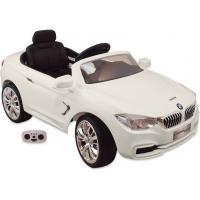 Электромобиль Alexis-Babymix BMW Z669R White (18012)